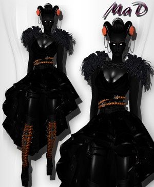 MD Hallooween Queen WITH RESELL RIGHTS