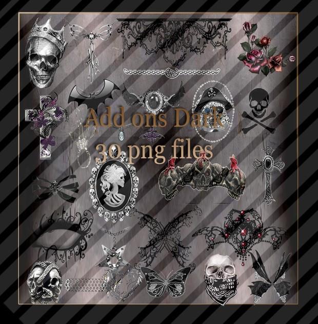 MaD 30 Dark Addons