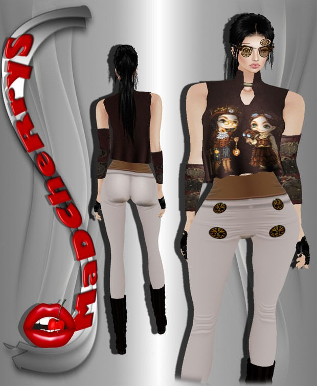 MaD steampunk 01 bundle with resell rights