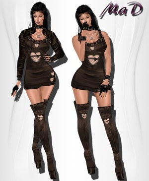 MaD Eros Leather Bundle V2 CATTY ONLY