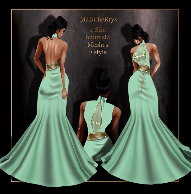 MaD BR05 2 styles dress