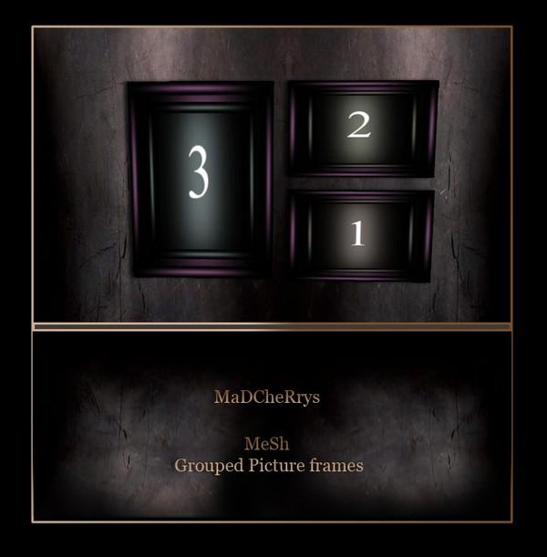 MaD Mesh 4 diferent Frame