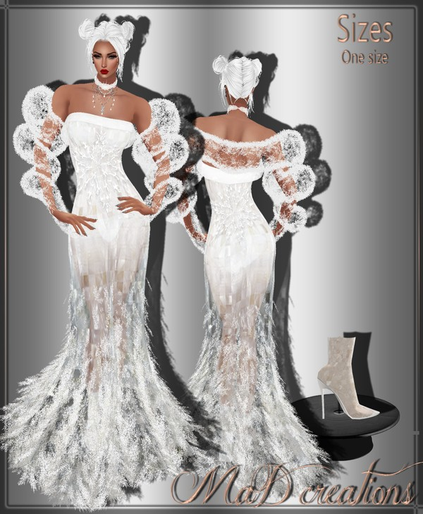 MaD SnowQueen Set ONLY CATTY