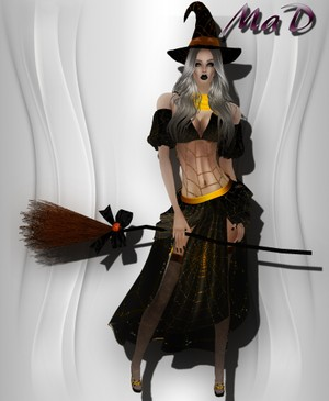 MaD  witch bundle ONLY CATTY