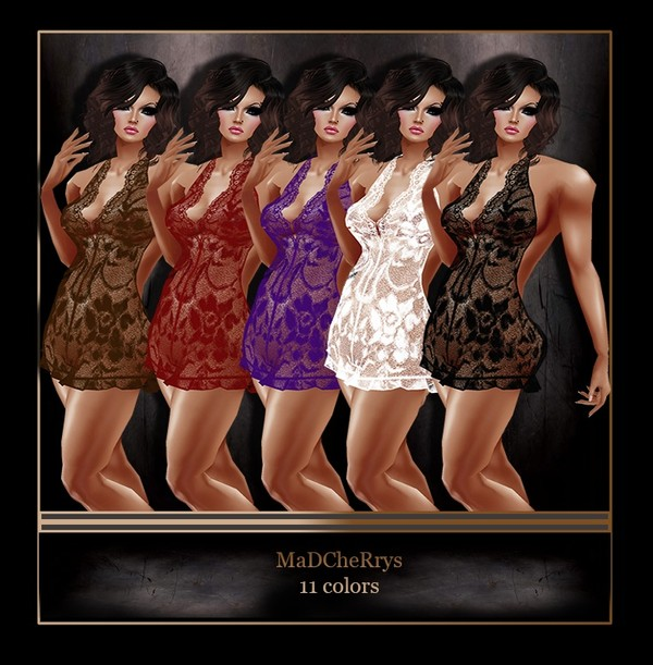 MaD Babydoll 11colors
