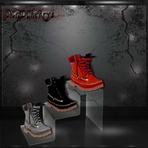Male shoes 01