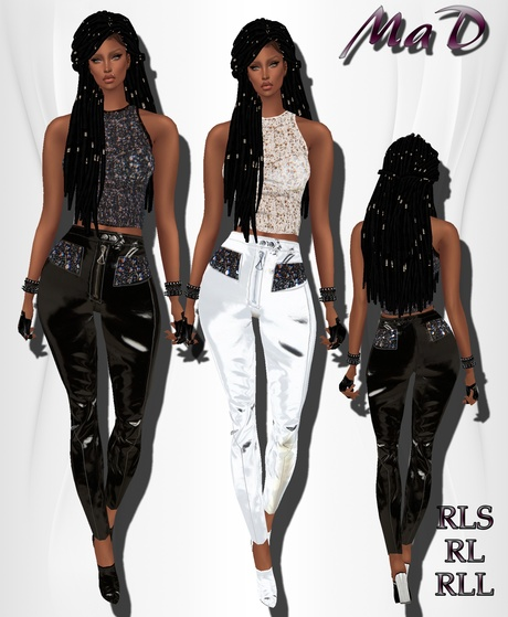MaD Versage Set 2 colors  RESELL RIGHTS