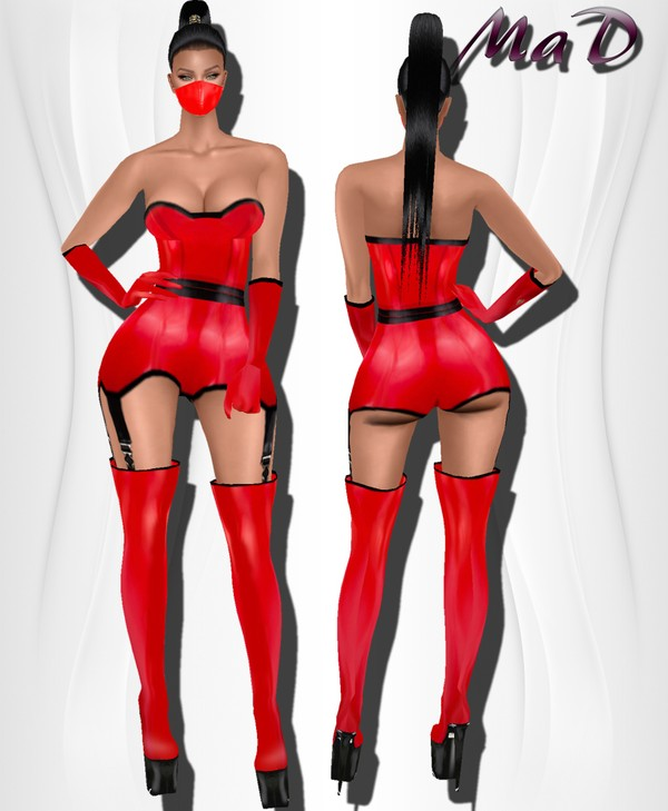MaD Red Passion Bundle WITH RESELL RIGHTS