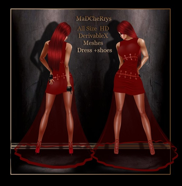 MaD Br02 dress+shoes