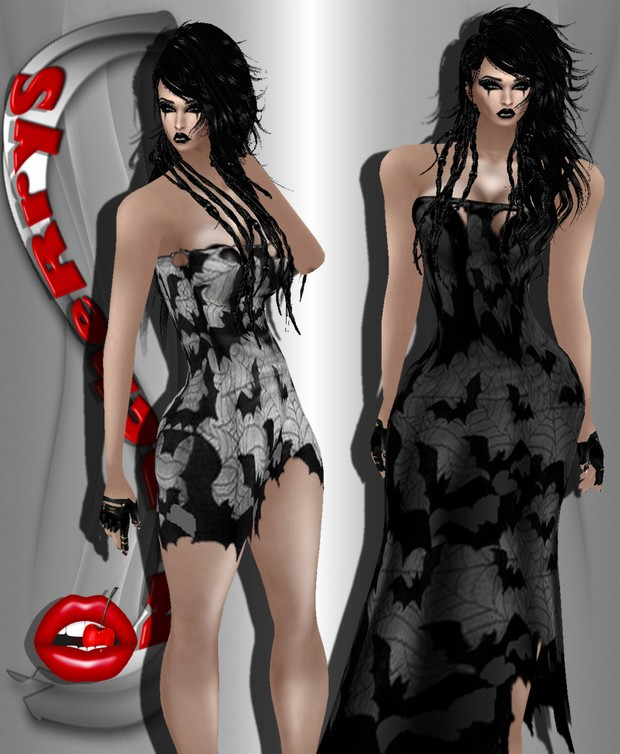MaD 137-139  dress bat with resell rights