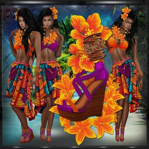 MaD Bundle Hula only catty