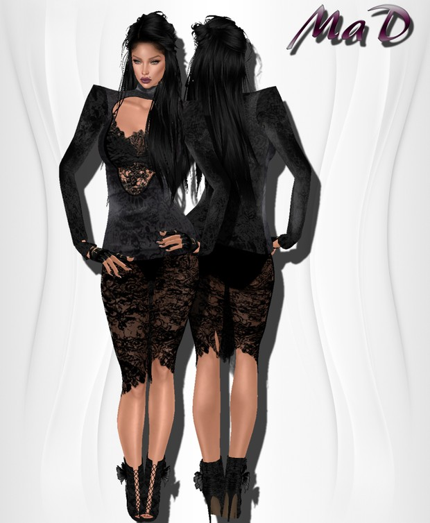 MaD Gothic Set ONLY CATTY