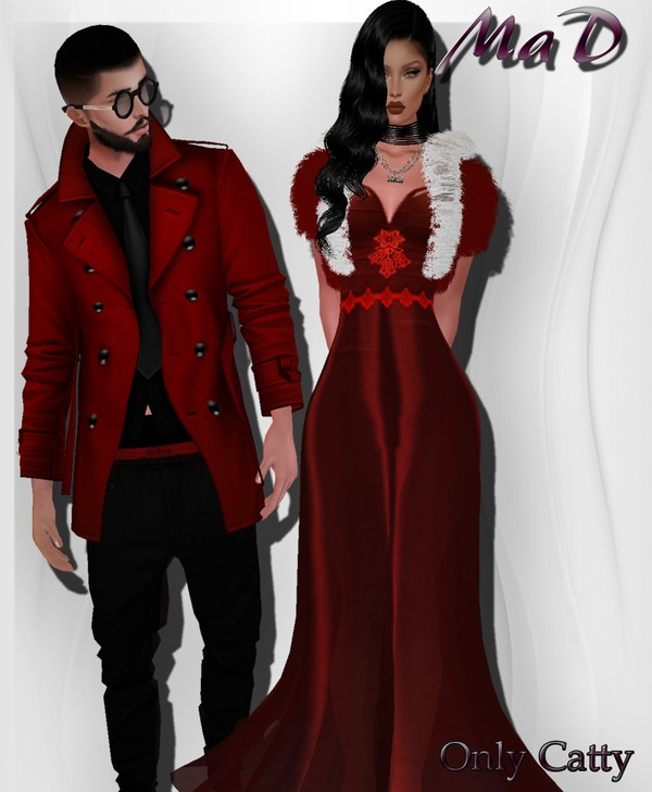 MaD Xmas Set Male-Female ONLY CATTY