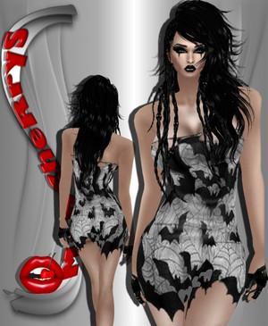 MaD  137 Bat dress