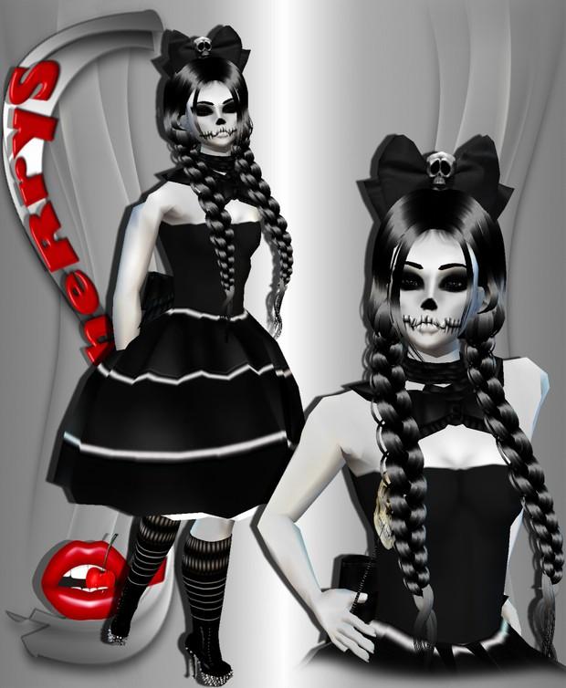 MaD Dark Doll ONLY CATTY