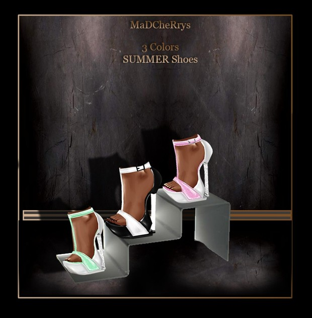 MAD SUMMER SHOES
