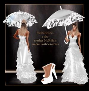 MaD Wedding 08 bundle
