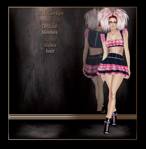MaD Files 088 (dress-shoes-hair)