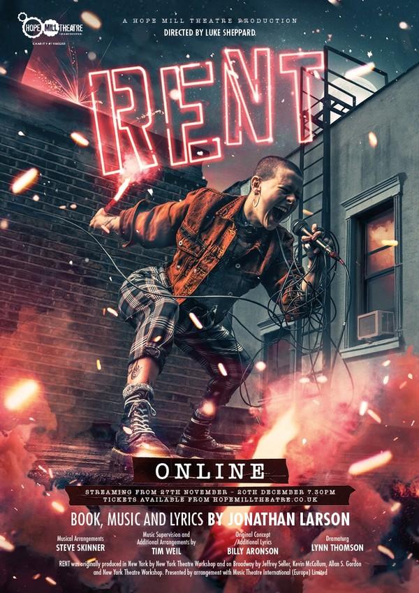 RENT A3 Poster
