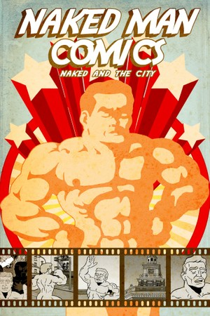 Naked Man Comics: Naked and The City