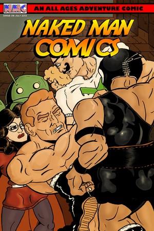 Naked Man Comics #6