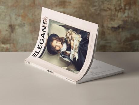 Elegant Kids# 7 (May 2020) Digital