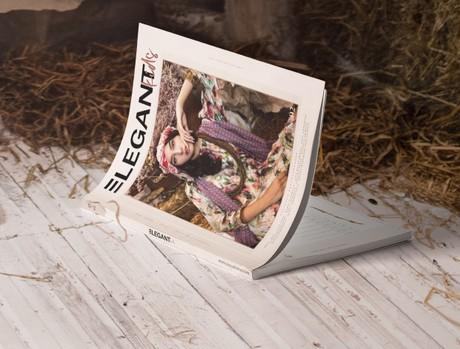 Elegant Kids #5 CVR-1 (March 2020) Digital