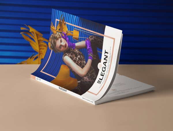 Fashion #7  (September 2020) Digital