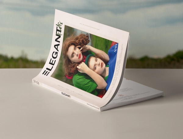 Elegant Kids #7 (July 2020) Digital