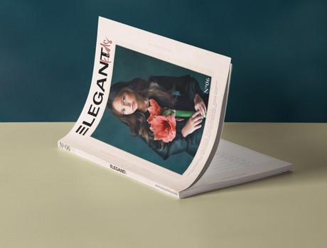 Elegant kids #2 (November 2020) Digital