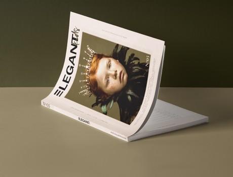 Elegant kids #6 (September 2020) Digital