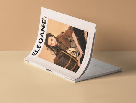 Elegant kids #6 (November 2020) Digital