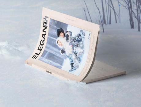 Elegant Kids #5 CVR-2 (March 2020) Digital