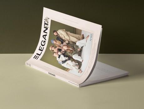 Elegant Kids #5 (September 2020) Digital