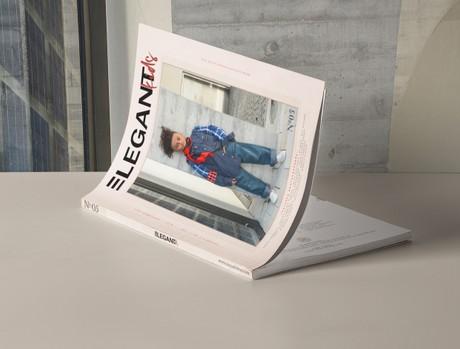 Elegant Kids #1 (September 2020) Digital