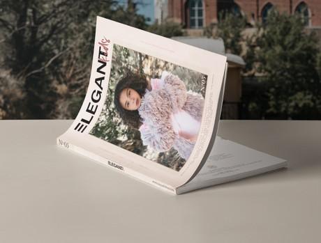 Elegant Kids #2 (September 2020) Digital
