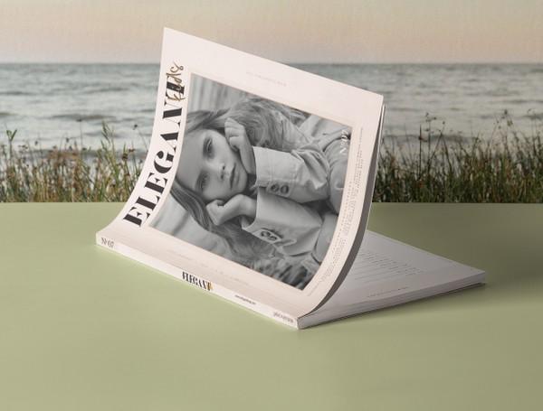 Elegant Kids #5 (January 2021) Digital