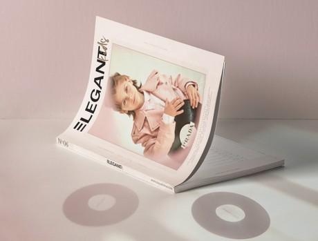Elegant kids #5 (November 2020) Digital