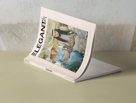 Elegant Kids #4 (September2020) Digital
