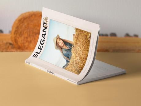 Elegant kids #8 (November 2020) Digital