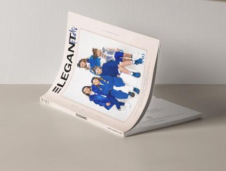 Elegant kids #10 (May 2020) Digital