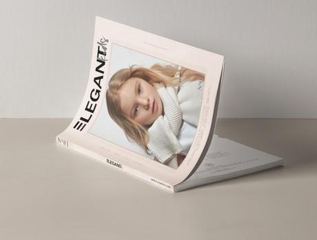 Elegant Kids #8 (May 2020) Digital