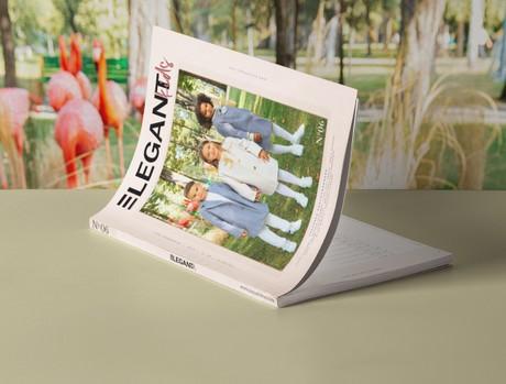 Elegant kids #10 (November 2020) Digital