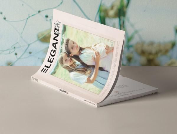 Elegant Kids #4 (July 2020) Digital