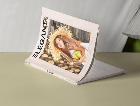 Elegant kids #12 (November 2020) Digital
