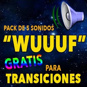 PACK 5 SONIDOS