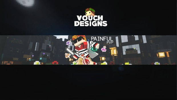 Minecraft Banner Quan Designs