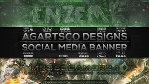 Social Media Banner (Unavailable)