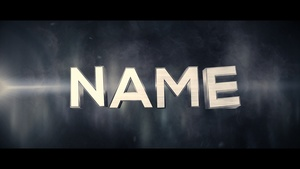 Cinematic Intro Template