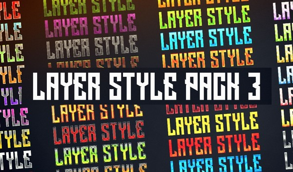 JPEX Layer Style Pack 3